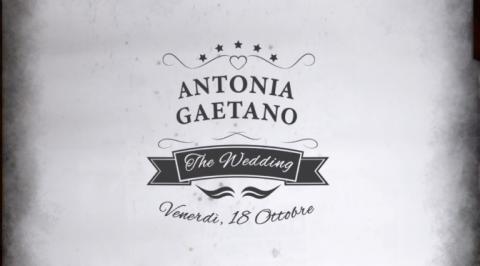 ANTONIA E GAETANO