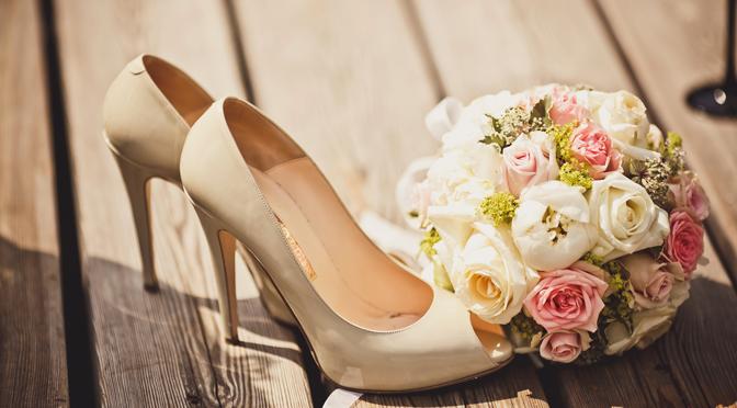 Come scegli scarpe matrimonio