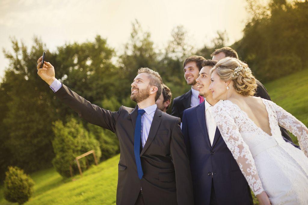 selfie sposi sposa sposo location mama
