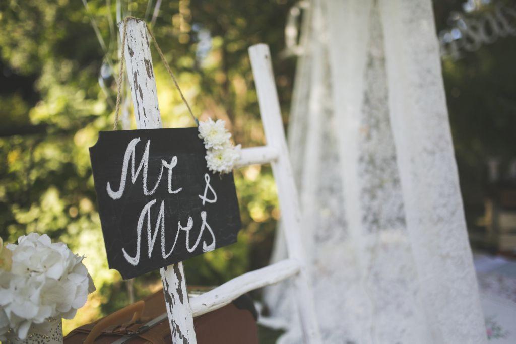 Ispirazioni per un matrimonio romantico