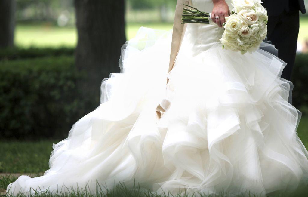 abito da sposa mama casa in campagna