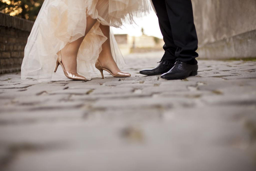 Tendenze: matrimonio rame