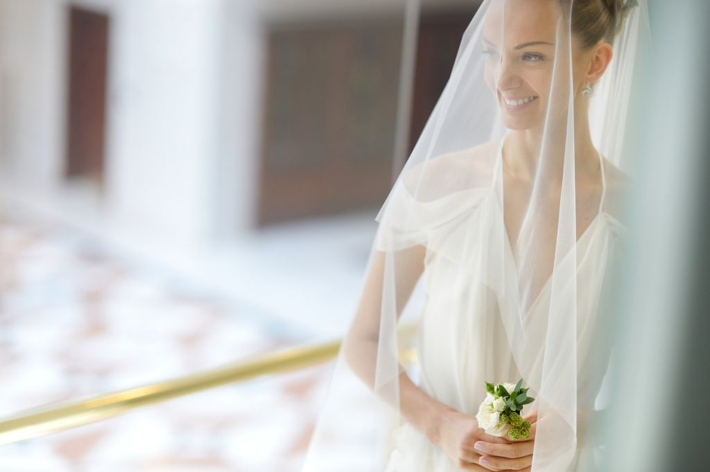 matrimonio getting ready