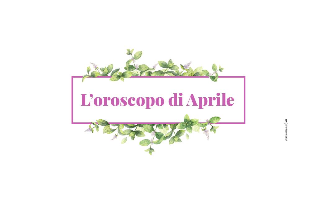 oroscopo spose aprile