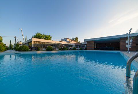 La piscina di Mama casa in Campagna