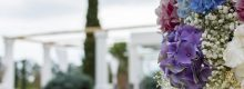 I colori del matrimonio come sceglierli in base al significato