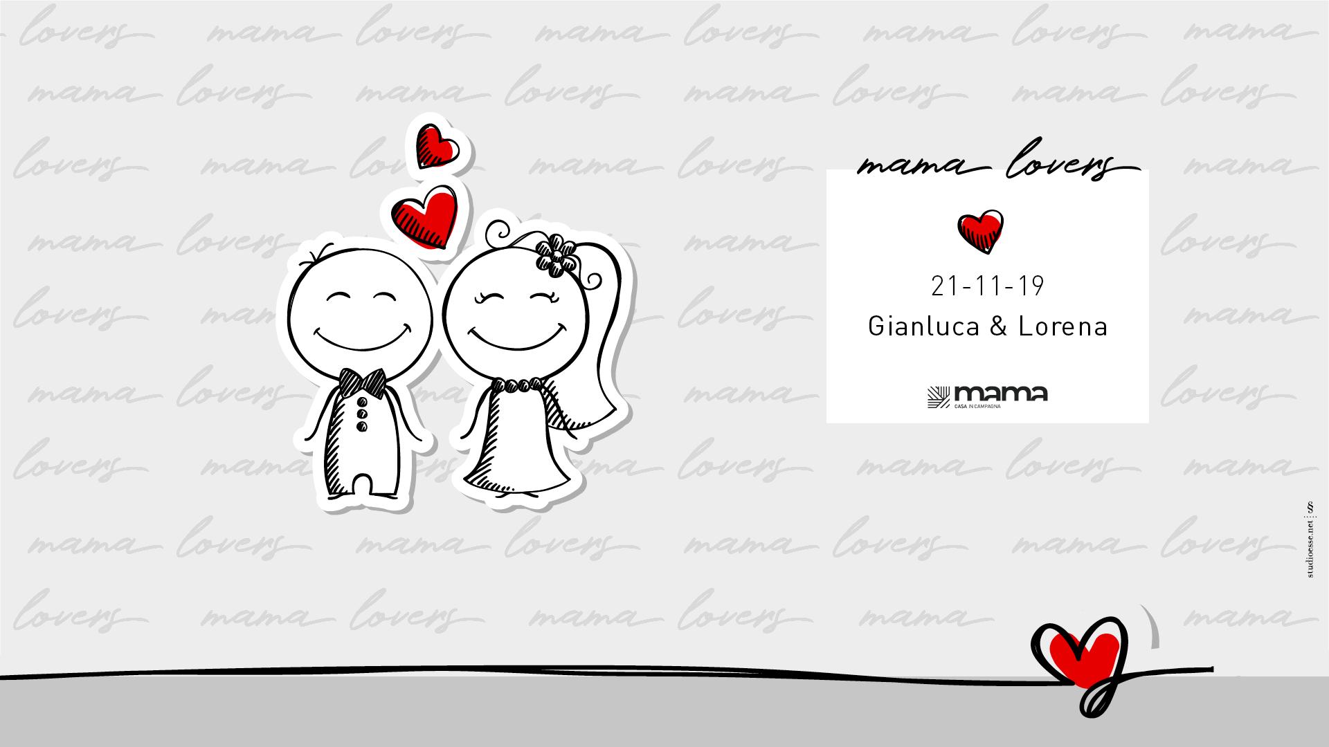 Storie di Mama, il matrimonio di Gianluca&Lorena