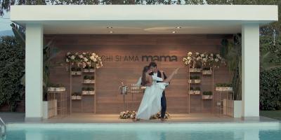 Mama Casa in Campagna spot cinema 2020