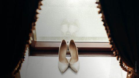 Le scarpe giuste per la sposa: 5 domande da porvi prima di sceglierle